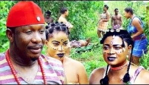 Video: Dance Of A Slave - Latest 2018 Nigeria Nollywood  Movie